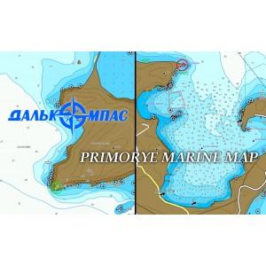 Обновление карты Залива Петра Великого (v1.52 от 08.2018)