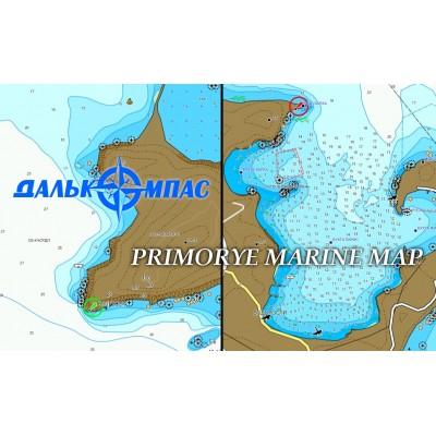 Обновление карты Залива Петра Великого для навигационного оборудования Garmin (v1.52 от 08.2018)