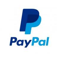 Оплата банковской картой через PayPal