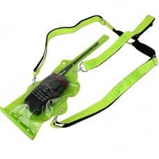 Аквапак для радиостанции зеленый