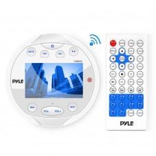 Морское головное устройство Pyle PLMR94W